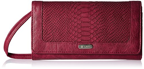 Lavie Dover Women's Sling Bag (Red)  available at amazon for Rs.744