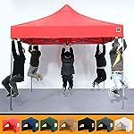 Gorilla Gazebo ® Pop Up 3x3m Heavy Duty Waterproof Commercial Grade Market Stall 4 Side Panels and Wheeled Carrybag… 25
