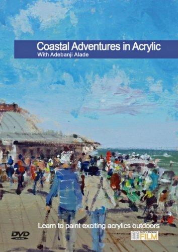 Townhouse Coastal Adventures Acryl mit Adebanji Alade