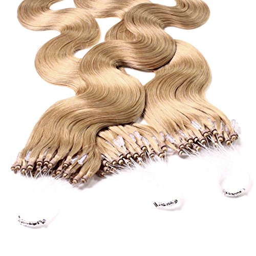 Hair2Heart 100 x 1g Extensiones Micro Ring