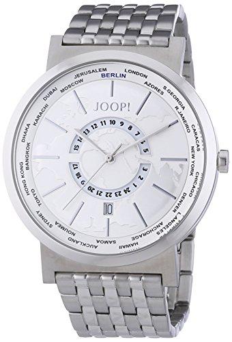Joop Men's Watch XL Analogue Quartz Stainless Steel JP101201F05