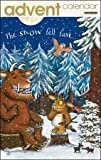 Advent Calendar - Gruffalo - Glitter Varnish Finish