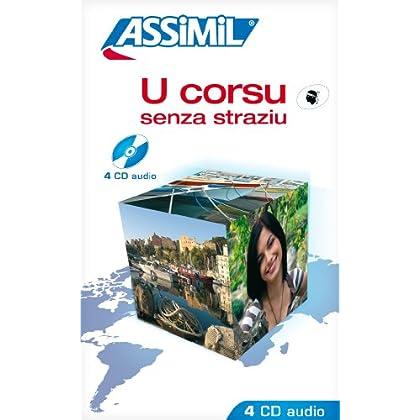 U Corsu senza Straziu ; Enregistrements CD Audio (x3)