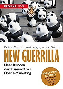 Guerrrilla Marketing von Petra Owen und Anthony-James Owen