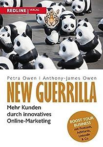 Guerrrilla Marketing von Petra Owen und Anthony-James Owen