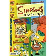 SIMPSONS Comics # 65 - Alles,was Ihr noch nie über Golf wissen wolltet - Comic (Simpsons)