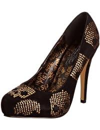 Iron Fist Goldstar - Zapatos de Tela para Mujer