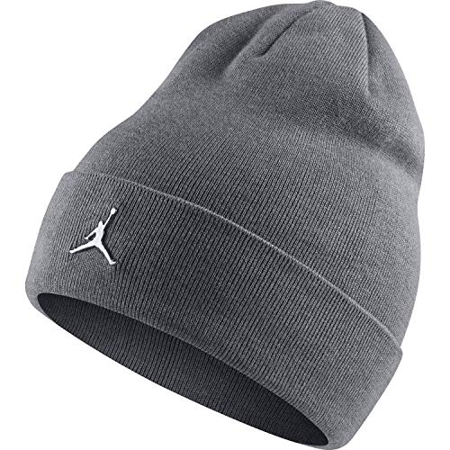 55f6832643 Nike Herren Mütze Jordan One Size Carbon Heather