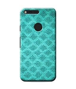 Be Awara Rough Cloth Design Designer Mobile Phone Case Back Cover For Google Pixel XL