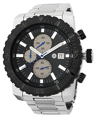 Reichenbach Man Quartz Watch DOHRN Silver 53 mm