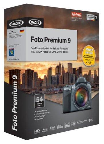 MAGIX Foto Premium 9 Sonderedition