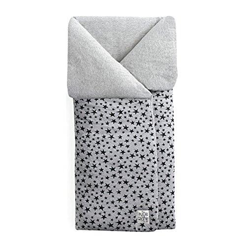 Jané Mims - Saco arrullo manta con arneses, diseño Sky