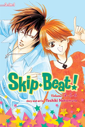 SKIP BEAT 3IN1 ED TP VOL 02 (C: 1-0-1): 4-6 (Skip Beat! (3-in-1 Edition))