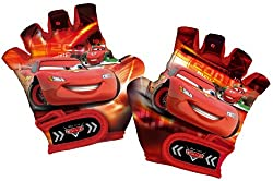 Disney Cars boys cycling gloves CARS, red, 3+ years, 35531