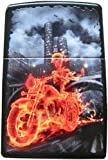 Zippo 2.003.224 Feuerzeuge Burning City Cruiser - MM - Collection 2012 - Licorice