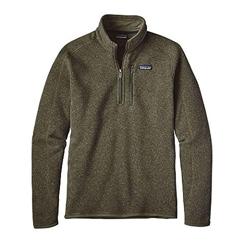 Herren Fleecejacke Patagonia Better Sweater 1/4 Zip Fleece Pullover