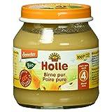 Holle Bio Birne pur, 125 g