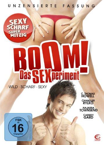BOOM! - Das Sexperiment (Unzensierte Fassung)