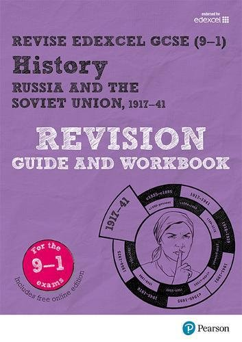 Revise Edexcel GCSE (9-1) History Russia and the Soviet Union Revision Guide and Workbook: with free online edition PDF Books