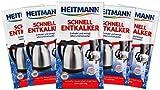 Heitmann 3361 Schnell-Entkalker 10 x 15 g
