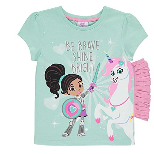 Girls Nella The Princess Knight T-Shirt (2-3 Years)