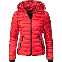 Rote winterjacke amazon