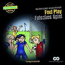 """Foul Play - Falsches Spiel - Hörbuch (2 Audio-CDs mit Begleitheft) (Hörbücher """"Krimis für Kids"""")"""