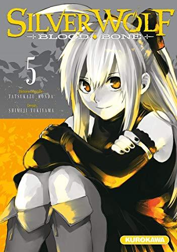 Silver Wolf : blood, bone. 5 / histoire originale Tatsukazu Konda |