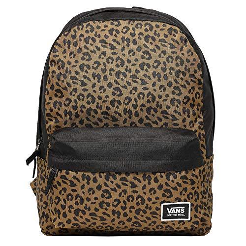 c05c9b3404 VANS Realm Classic Backpack Leopard Schoolbag VN0A3UI7LPR Vans Bags