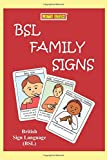 BSL FAMILY Signs: British Sign Language (in FLASHCARD Format) (LET'S SIGN BSL)