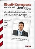 Ines Balcik: Studi-Kompass Wirtschaftwissenschaften und Wirtschaftsingenieurwesen - Ausgabe Süd