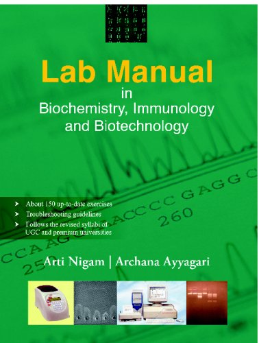 PDF DOWNLOAD] Lab Manual in Biochemistry, Immunology and