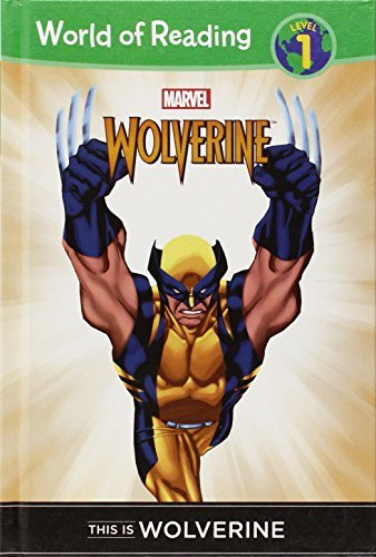 This Is Wolverine (World of Reading: Level 1) by Thomas Macri (2014-09-04)