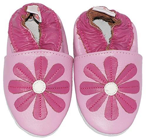 Babysteps Posh Lady Chaussures pour bébé, Petit, Rose 9bc18d470e2c