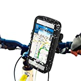 JIALUN-Phone protection Fashion & Simple Outdoor Sports Wasserdichte Tasche mit Fahrradhalterung für iPhone 6 Plus & 6S Plus/Samsung Galaxy Note 4 / N910, Größe: 170mm x 90mm x 28mm