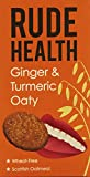 Rude Health Ginger and Turmeric Oaty Biscuits 200 g (Pack of 4)