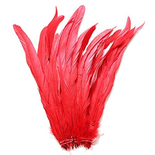 25pcs-12-14-bleach-dyed-rooster-coque-tail-feathers-16-colors-to-pick-up-red-by-cynthias-feathers