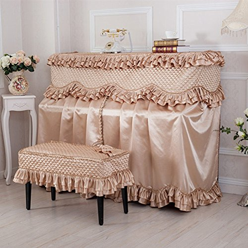 European-style Pastoral Lace Dust-proof Velvet Fabric for sale  Delivered anywhere in UK
