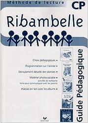 Ribambelle CP série bleue : Guide pédagogique