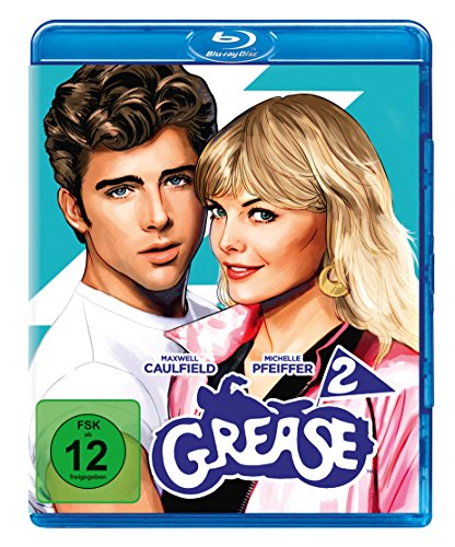 Grease 2 [Blu-ray]