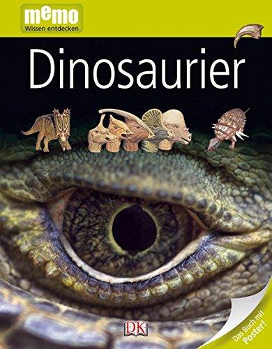 memo Wissen entdecken. Dinosaurier: Das Buch mit Poster!
