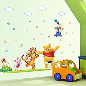1 X Colorfulworld XL! Winnie the Pooh (Hallo!) + WINNIE