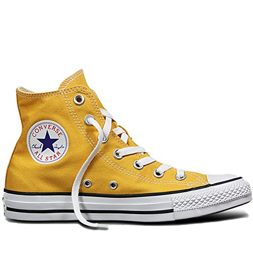 Converse - Ctas Core Hi, Sneaker Unisex – Adulto 151169F-SOLAR ORANGE