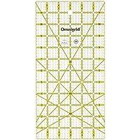 Prym - Righello universale con scala angolature 15x30cm - 12 Di Plastica Trasparente Righello