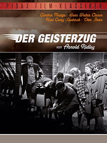 Der Geisterzug (Surround 3d-dvd,)