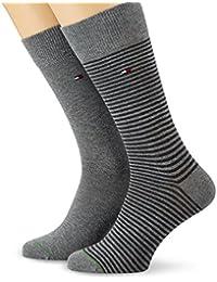 Tommy Hilfiger 342029001847039 - Calcetines cortos para hombre