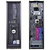 Dell OptiPlex 745 SFF Core 2 Duo E6400 2.13GHz, 2GB Ram Memory, 80GB Hard Drive, DVD, Genuine Windows XP, Desktop PC Computer