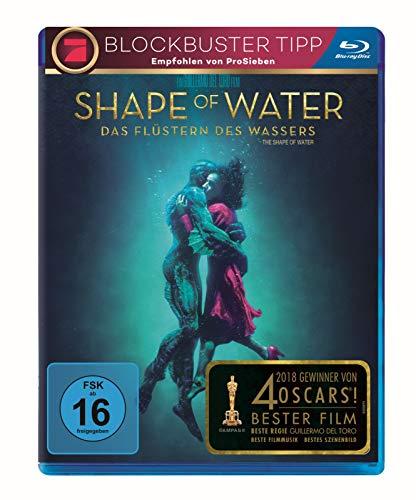 Shape of Water: Das Flüstern des Wassers [Blu-ray] (Hellboy 3 Film)