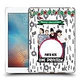 Head Case Designs Personalisierte Individuelle One Direction 1D Weihnachtskugel Weihnachten Ruckseite Hülle für iPad Pro 9.7 (2016)