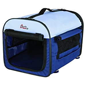 Trixie T-Camp Mobile Dog Kennel, Size 3, 60x50cm
